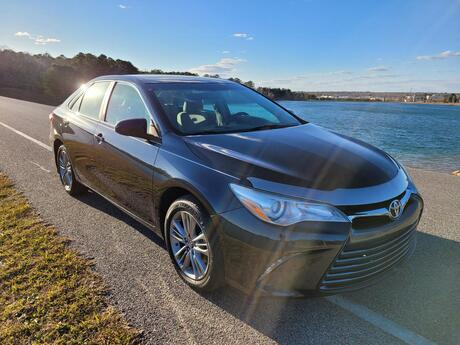 2015 TOYOTA CAMRY  Meridian MS