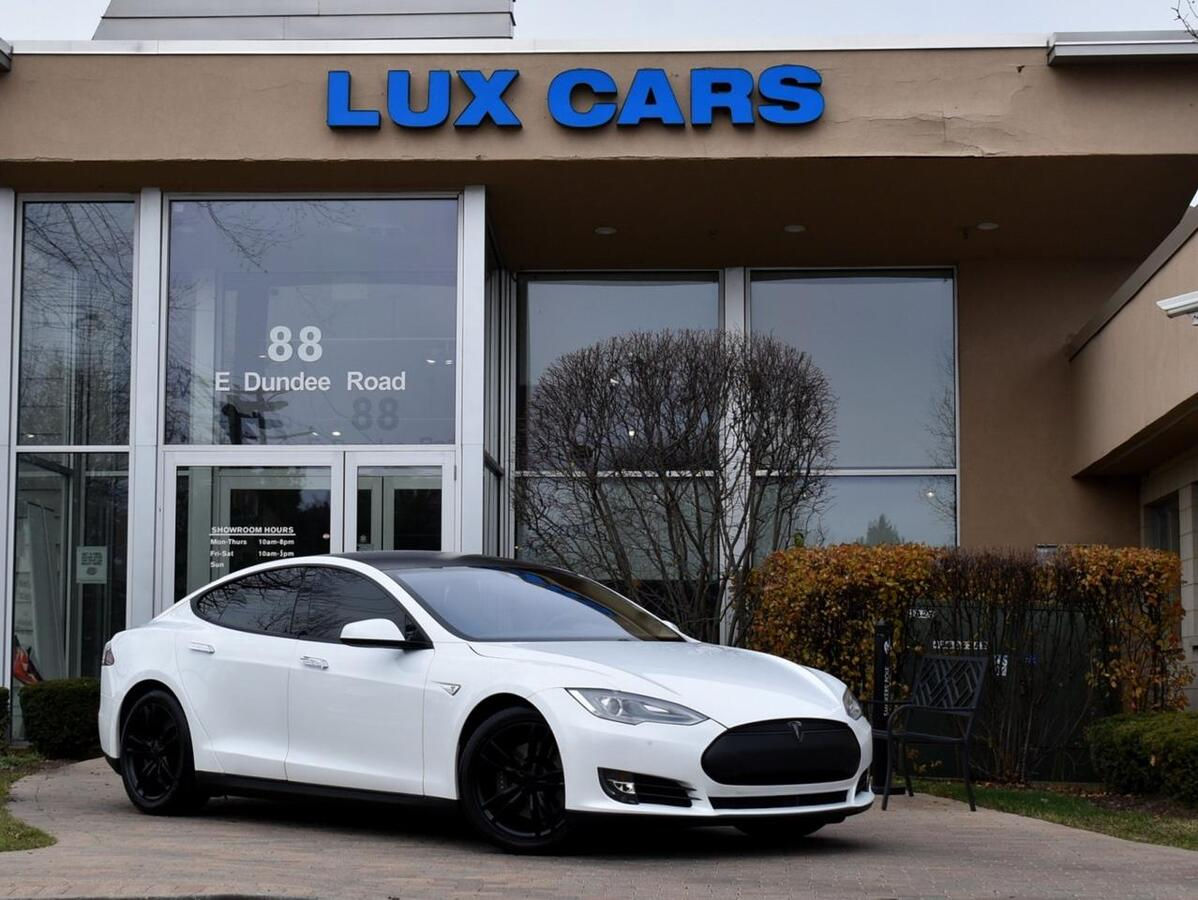 2015_Tesla_Model S_70D Autopilot AWD_ Buffalo Grove IL