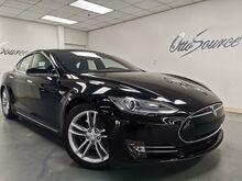 2015_Tesla_Model S_70D_ Dallas TX