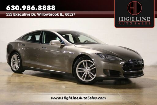 2015_Tesla_Model S_70D_ Willowbrook IL