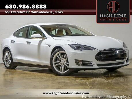 2015_Tesla_Model S_70D autopilot_ Willowbrook IL