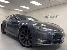 2015_Tesla_Model S_85D_ Dallas TX