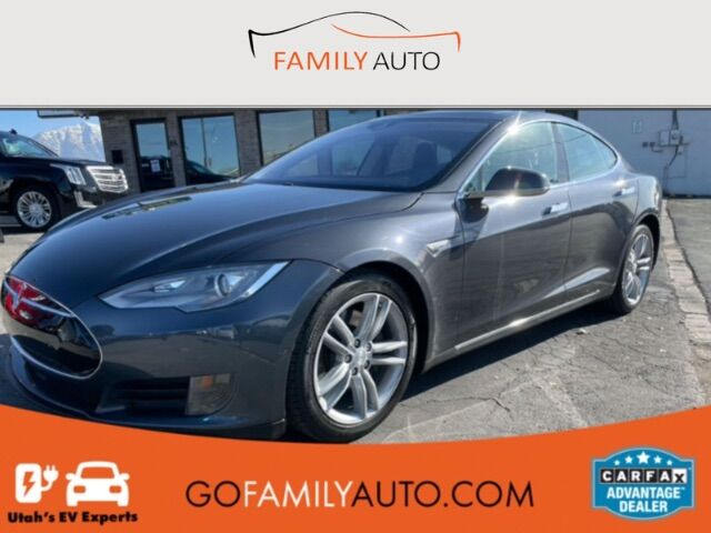 2015 Tesla Model S 85D Bountiful UT