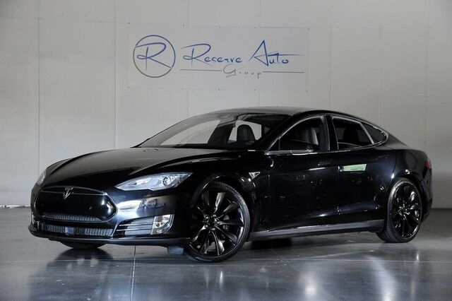 2015 tesla model s 90d 7 passenger seating the colony tx 23682513. Black Bedroom Furniture Sets. Home Design Ideas
