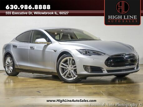 2015_Tesla_Model S_90D_ Willowbrook IL