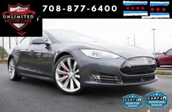 2015_Tesla_Model S_P85D_ Bridgeview IL