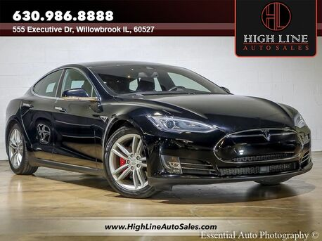 2015_Tesla_Model S_P85D_ Willowbrook IL