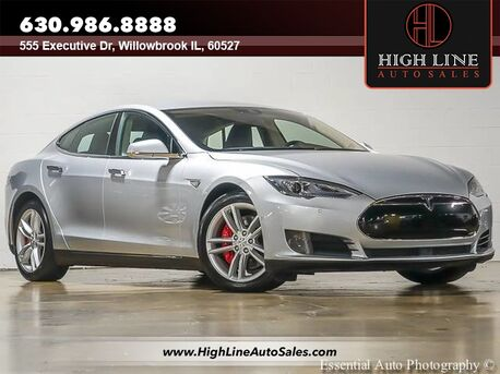 2015_Tesla_Model S_P90D_ Willowbrook IL