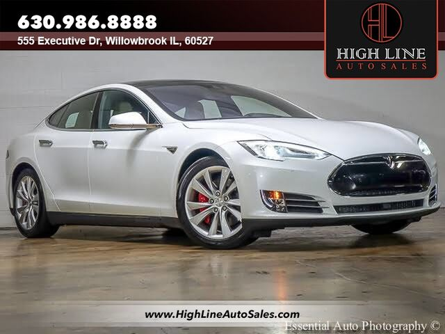 2015 Tesla Model S P90D Willowbrook IL