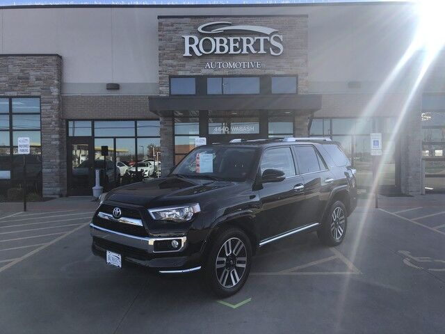 2015 Toyota 4Runner Limited Springfield IL