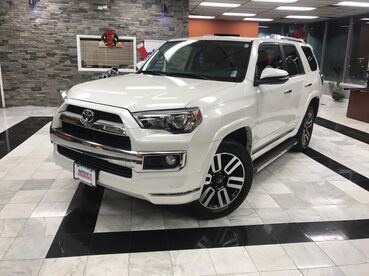 2015_Toyota_4Runner_Limited_ Worcester MA