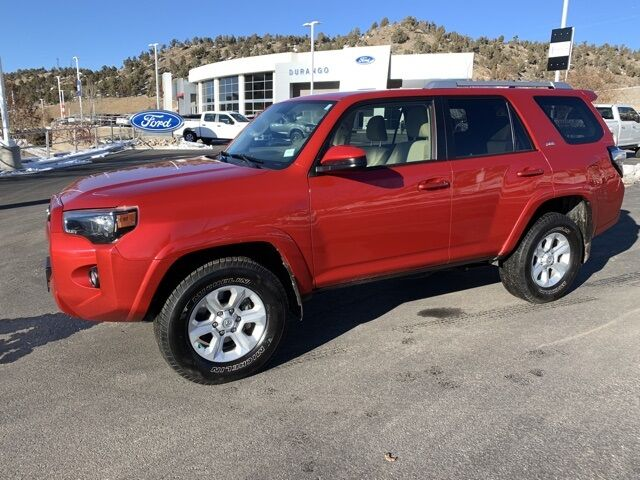 2015 Toyota 4Runner SR5 Durango CO