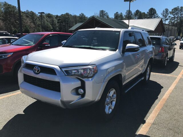 forerunner driving toyota road reviews edition test trail suv review