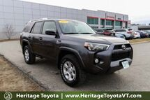 2015 Toyota 4Runner SR5 South Burlington VT