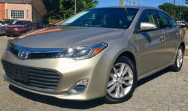 2015_Toyota_Avalon_XLE_ Charlotte and Monroe NC