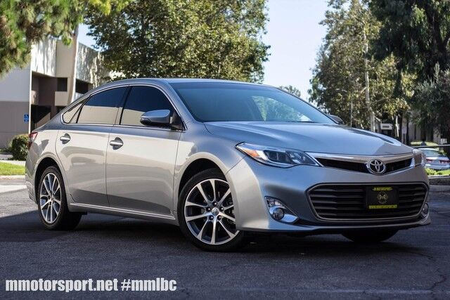 2015_Toyota_Avalon_XLE Touring SE_ Long Beach CA