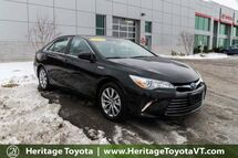 2015 Toyota Camry Hybrid XLE South Burlington VT