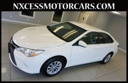 2015_Toyota_Camry_LE AUTOMATIC POWER SEAT 1-OWNER._ Houston TX
