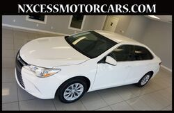 2015_Toyota_Camry_LE AUTOMATIC POWER SEATS LOW MILES 1-OWNER._ Houston TX