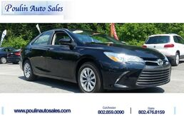 2015_Toyota_Camry_LE_ Barre VT