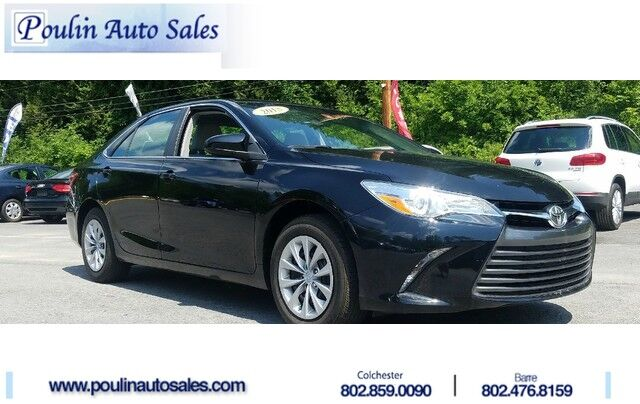 2015 Toyota Camry LE Barre VT