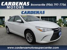 2015_Toyota_Camry_LE_ Brownsville TX