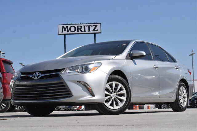 2015 Toyota Camry LE Fort Worth TX