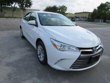 2015_Toyota_Camry_LE_ Houston TX