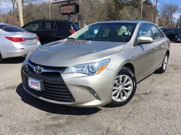 2015_Toyota_Camry_LE_ Worcester MA