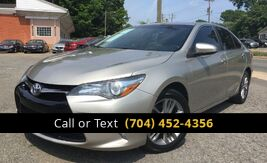 2015_Toyota_Camry_SE_ Charlotte and Monroe NC