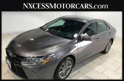2015_Toyota_Camry_SE Distinct luxury, Comfortable & Spacious_ Houston TX