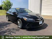 2015 Toyota Camry SE South Burlington VT