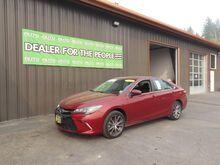 2015_Toyota_Camry_XLE V6_ Spokane Valley WA