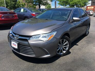 2015_Toyota_Camry_XLE_ Worcester MA