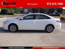 2015_Toyota_Camry_XLE_ Garland TX