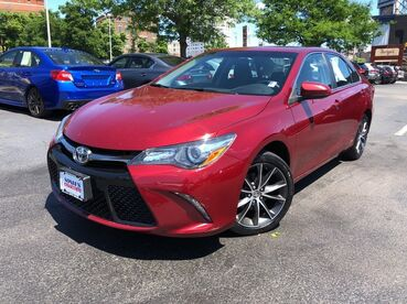 2015_Toyota_Camry_XSE_ Worcester MA