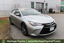 2015 Toyota Camry XSE South Burlington VT