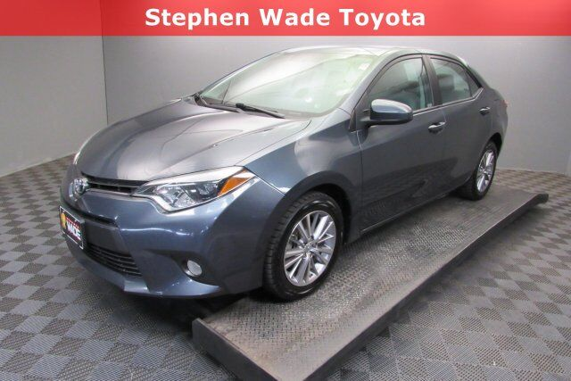 Vehicle Details 2017 Toyota Corolla At Stephen Wade Mazda St George