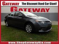 2015 Toyota Corolla LE Warrington PA