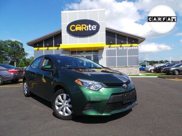 2015 Toyota Corolla LE Michigan MI