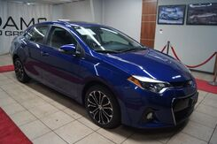 2015_Toyota_Corolla_S CVT WITH LEATHER AND SUN ROOF_ Charlotte NC