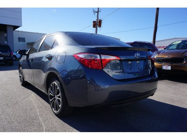 2015 Toyota Corolla S Houston TX