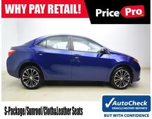 2015_Toyota_Corolla_S_ Maumee OH