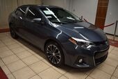 2015 Toyota Corolla S Plus CVT WITH NAVIGATION ,SUN ROOF AND BACK UP CAMERA