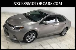 2015_Toyota_Corolla_S Plus LOW MILES EXTRA CLEAN GAS SAVER_ Houston TX