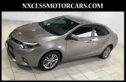 Toyota Corolla S Plus LOW MILES EXTRA CLEAN GAS SAVER 2015