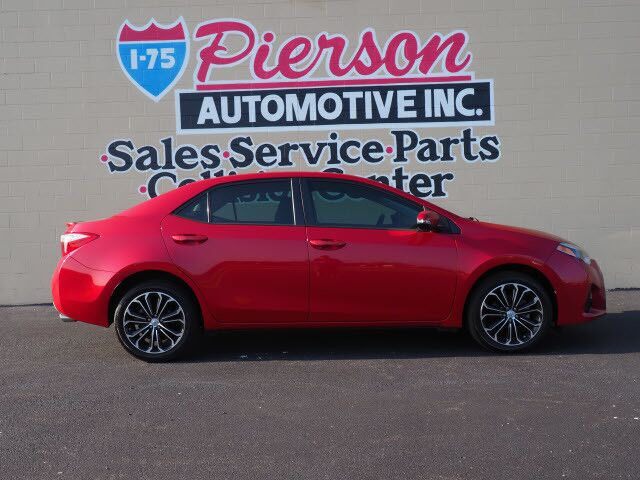 2015 Toyota Corolla S Plus Middletown OH