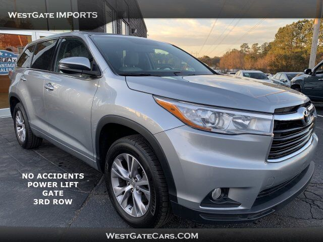 2015 Toyota Highlander LE Plus Raleigh NC