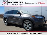 2015 Toyota Highlander Limited AWD Rochester MN