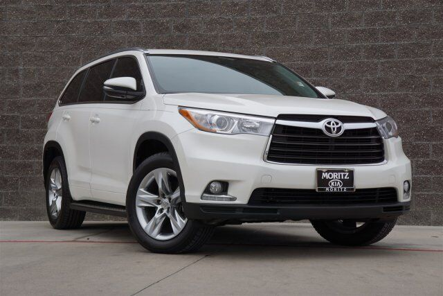 2015 Toyota Highlander Limited Fort Worth TX